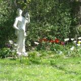 """""""Allegorie"""" des Frühlings, Marmorskulptur"""