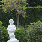 Putte im russischen Garten im Belvedere , Weimar